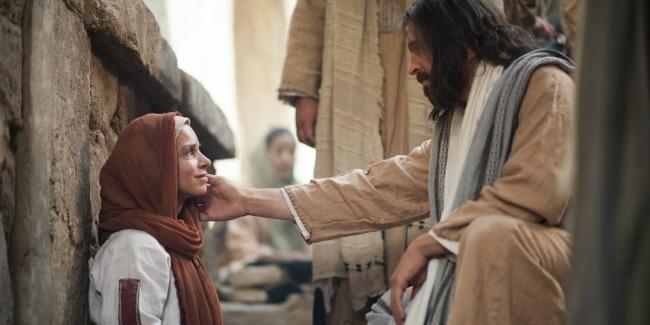 иисус-женщина