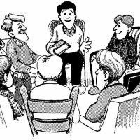 """Серия Бесед по Библии """"Как Построить Малую Группу"""""""